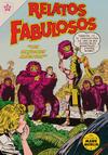 Cover for Relatos Fabulosos (Editorial Novaro, 1959 series) #24