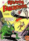 Cover for Relatos Fabulosos (Editorial Novaro, 1959 series) #39