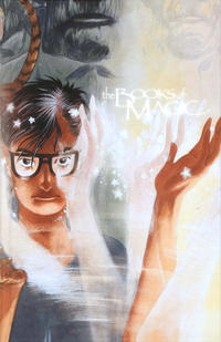 Cover Thumbnail for The Books of Magic Omnibus (DC, 2020 series) #1