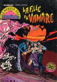 Cover Thumbnail for Le Manoir des Fantômes (Arédit-Artima, 1981 series) #4
