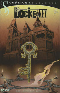 Cover Thumbnail for Locke & Key / The Sandman (IDW, 2020 series) #0