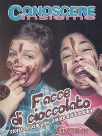 Cover Thumbnail for Supplementi a  Il Giornalino (Edizioni San Paolo, 1982 series) #11/2005 - Conoscere Insieme - Facce di cioccolato