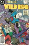 Cover for Wild Dog (DC, 1987 series) #2 [Newsstand]