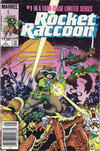 Cover Thumbnail for Rocket Raccoon (1985 series) #1 [Canadian]