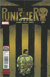 Cover for The Punisher (Marvel, 2016 series) #5
