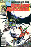 Cover Thumbnail for Rocket Raccoon (1985 series) #2 [Canadian]