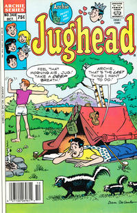 Cover Thumbnail for Jughead (Archie, 1965 series) #348