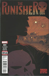 Cover Thumbnail for The Punisher (Marvel, 2016 series) #4