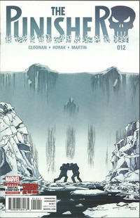 Cover Thumbnail for The Punisher (Marvel, 2016 series) #12