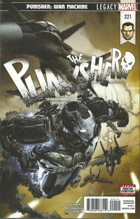 Cover Thumbnail for The Punisher (Marvel, 2016 series) #221
