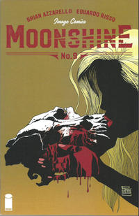 Cover Thumbnail for Moonshine (Image, 2016 series) #9 [Cover A]