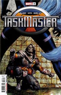 Cover Thumbnail for Taskmaster (Marvel, 2021 series) #3