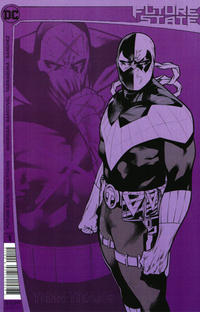 Cover Thumbnail for Future State: Teen Titans (DC, 2021 series) #1 [Second Printing Rafa Sandoval Character Design Cover]