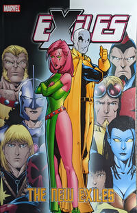 Cover Thumbnail for Exiles (Marvel, 2002 series) #14 - New Exiles