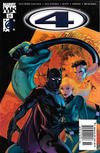 Cover for Marvel Knights 4 (Marvel, 2004 series) #21 [Newsstand]