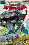 Cover Thumbnail for The Amazing Spider-Man Annual (1964 series) #23 [Newsstand]
