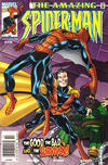 Cover for The Amazing Spider-Man (Marvel, 1999 series) #10 [Newsstand]