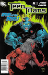 Cover Thumbnail for Teen Titans (2003 series) #42 [Newsstand]