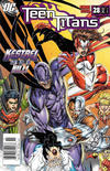 Cover for Teen Titans (DC, 2003 series) #28 [Newsstand]