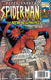 Cover Thumbnail for Peter Parker: Spider-Man (1999 series) #1 [Newsstand]