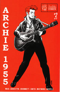 Cover Thumbnail for Archie 1955 (Archie, 2019 series) #2 [Cover A Derek Charm]