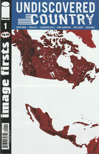 Cover Thumbnail for Image Firsts: Undiscovered Country (Image, 2021 series) #1