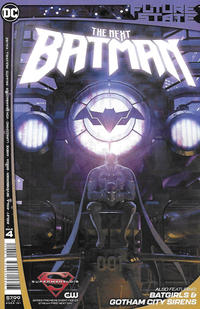 Cover Thumbnail for Future State: The Next Batman (DC, 2021 series) #4 [Ladrönn Cover]