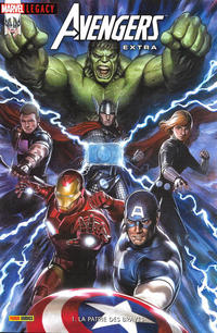 Cover Thumbnail for Marvel Legacy : Avengers Extra (Panini France, 2018 series) #1