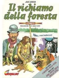 Cover Thumbnail for Supplementi a  Il Giornalino (Edizioni San Paolo, 1982 series) #34/1996 - Il richiamo della foresta