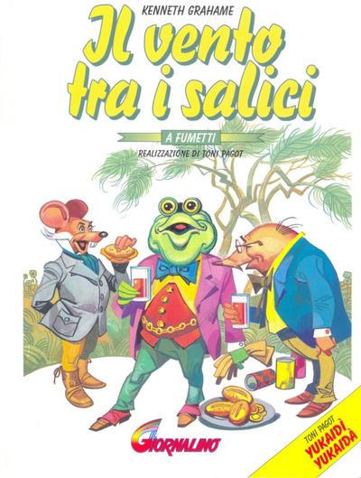 Cover for Supplementi a  Il Giornalino (Edizioni San Paolo, 1982 series) #33/1996 - Il vento tra i salici