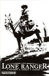 Cover for The Lone Ranger (Dynamite Entertainment, 2006 series) #17 [Black and White variant]