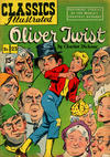 Cover for Classics Illustrated (Gilberton, 1947 series) #23 [HRN 85] - Oliver Twist