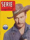 Cover for Seriemagasinet (Serieforlaget / Se-Bladene / Stabenfeldt, 1951 series) #12/1954