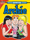 Cover for Archie Showcase Digest (Archie, 2020 series) #1