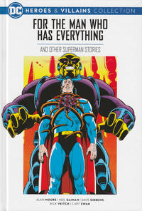 Cover Thumbnail for DC Heroes & Villains Collection (Hachette Partworks, 2021 series) #39 - For the Man Who Has Everything