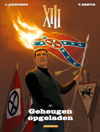 Cover Thumbnail for XIII (Dargaud Benelux, 1984 series) #27 - Geheugen opgeladen