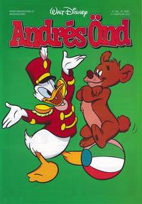 Cover Thumbnail for Andrés Önd (Edda, 2000 series) #6/2021
