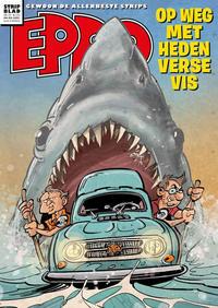 Cover Thumbnail for Eppo Stripblad (Uitgeverij L, 2018 series) #3/2021