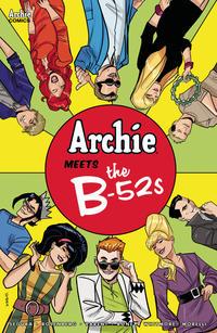 Cover Thumbnail for Archie Meets the B-52s (Archie, 2020 series)  [Cover D Joe Eisma]