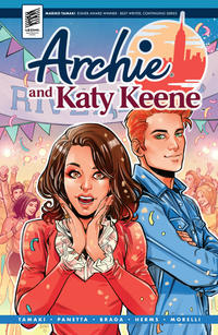 Cover Thumbnail for Archie & Katy Keene (Archie, 2020 series)