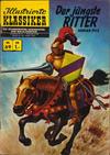 Cover Thumbnail for Illustrierte Klassiker [Classics Illustrated] (1956 series) #69 - Der jüngste Ritter [HLN 130]