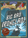 Cover Thumbnail for Nathan Hale's Hazardous Tales (2012 series) #[2] - Big Bad Ironclad! [New York Times Blurb on Cover]
