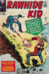 Cover Thumbnail for The Rawhide Kid (1960 series) #50 [British]