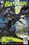 Cover for Batman (DC, 1940 series) #702 [Newsstand]