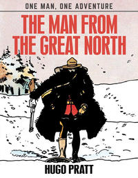 Cover Thumbnail for One Man, One Adventure (IDW, 2017 series) #1 - The Man from the Great North