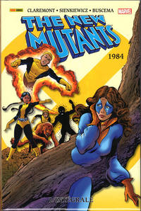 Cover Thumbnail for The New Mutants : L'intégrale (Panini France, 2018 series) #1984