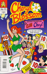 Cover for Cheryl Blossom (Editions Héritage, 1996 series) #11