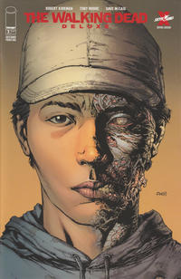 Cover Thumbnail for The Walking Dead Deluxe (Image, 2020 series) #2 [Second Printing - David Finch & Dave McCaig Cover]