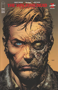 Cover Thumbnail for The Walking Dead Deluxe (Image, 2020 series) #1 [Second Printing - David Finch & Dave McCaig Cover]