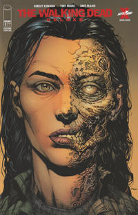 Cover Thumbnail for The Walking Dead Deluxe (Image, 2020 series) #3 [Second Printing - David Finch & Dave McCaig Cover]